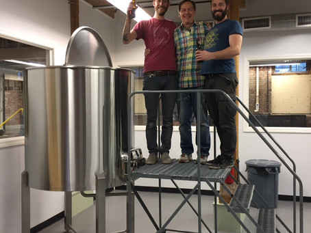 BareWolf Brewing Opens @CI_Works – Sept. 9, 2017
