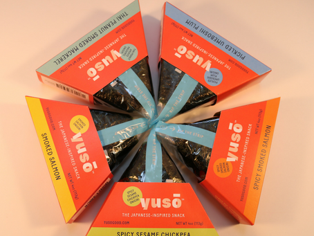 We've Got Our March Tenant Spotlight On Yuso & Tri Onigiri!
