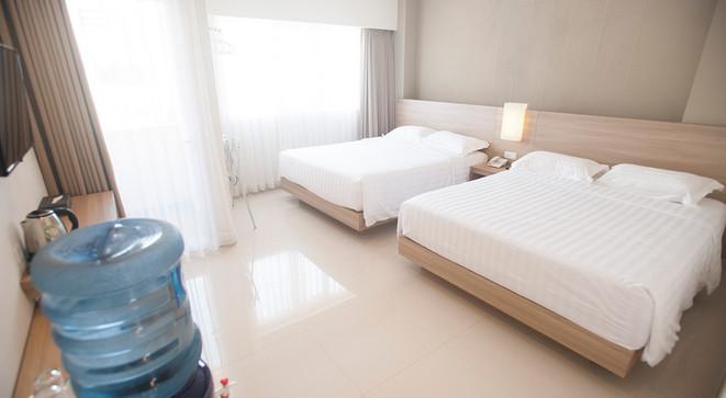 Superior Suite Laut Biru Hotel Pangandaran