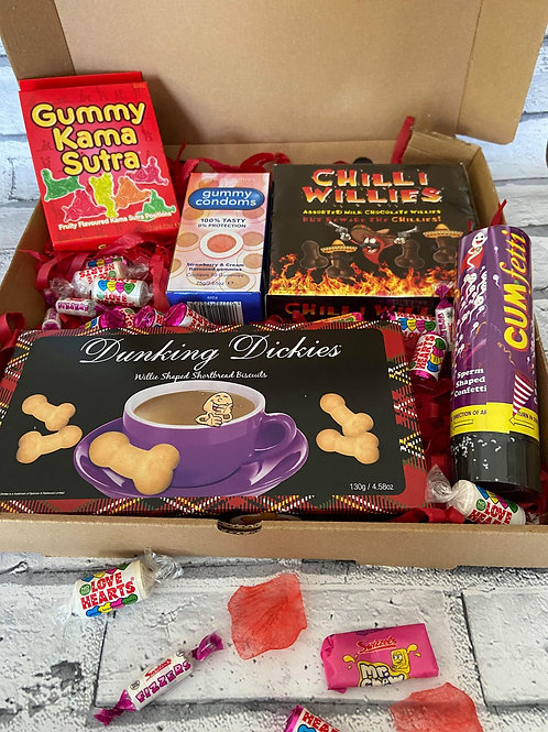 Game and goodies Box