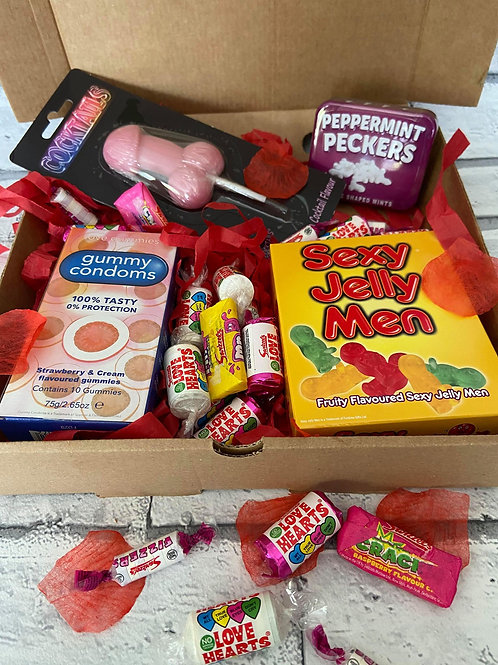 Naughty Hamper - Willie Collection