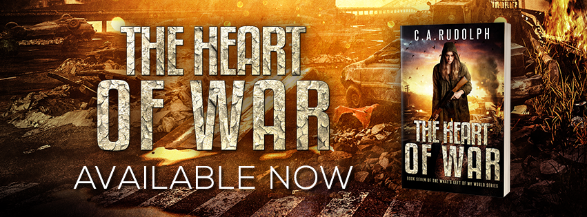 The Heart of War - release day