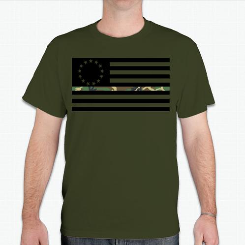 ZDA Men's Frontal Assault - Standard T-Shirt