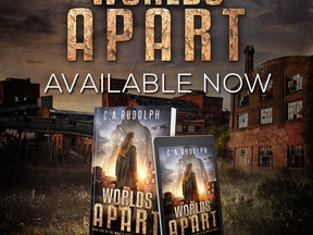 Worlds Apart - Book 5 is here!
