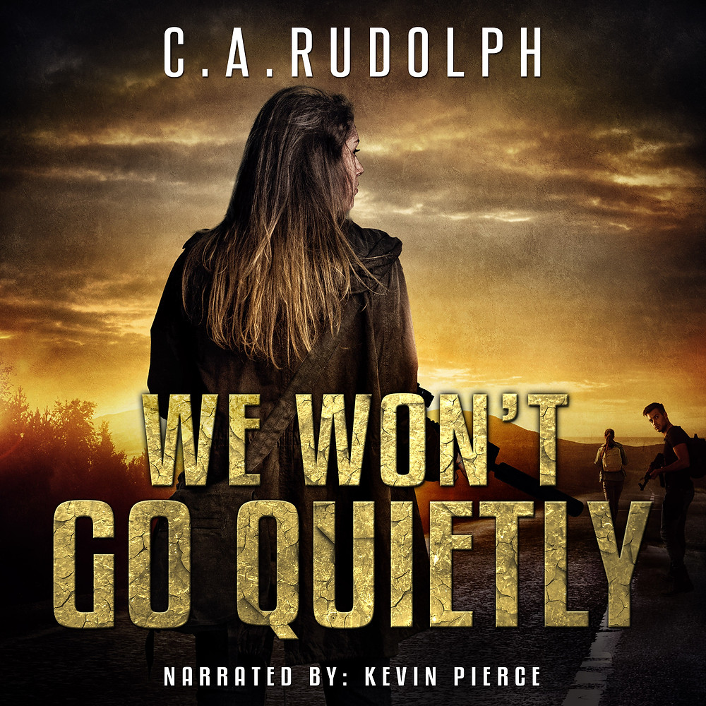 Choose We Won't Go Quietly as your first FREE audiobook from Audible!
