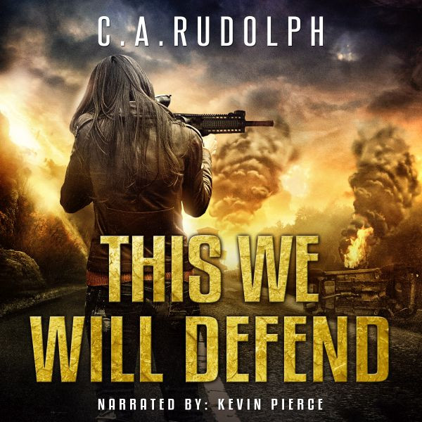 Choose This We Will Defend as your first FREE audiobook from Audible!