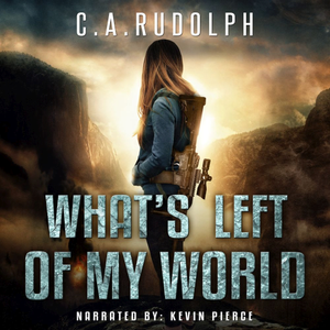 Choose What's Left of My World as your first FREE audiobook from Audible!