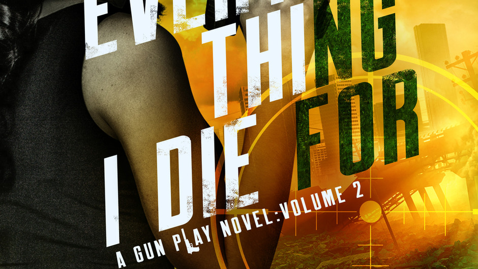 Everything I Die For - Audiobook now available!