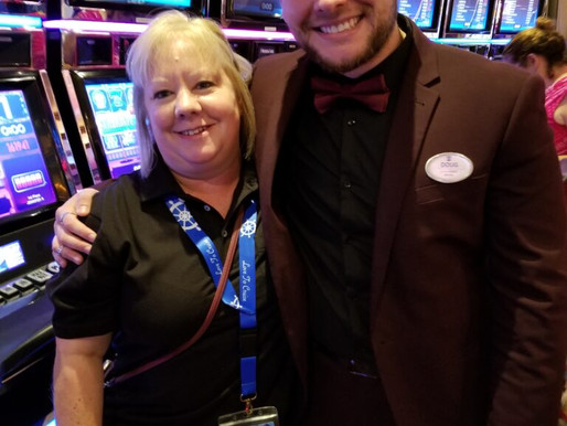 The Results Of The Slot Tournament!
