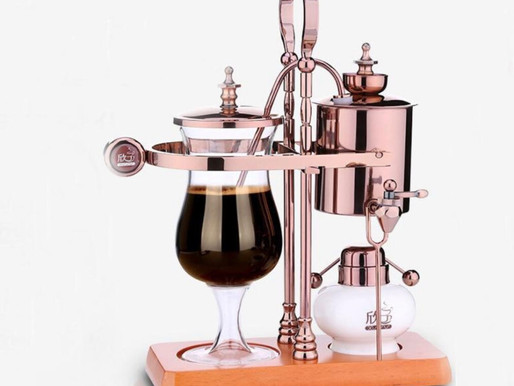 It's Learn How To Make Steampunk Coffee Night!