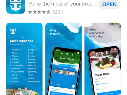 The App You Will Want to Have With You, Before Boarding Your Next Royal Caribbean Cruise!