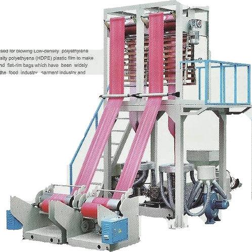 SJ-65/FM600 Double-head Film Blowing Machine