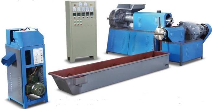 SJ-120 Electric Control Drywet Grain Making Machine