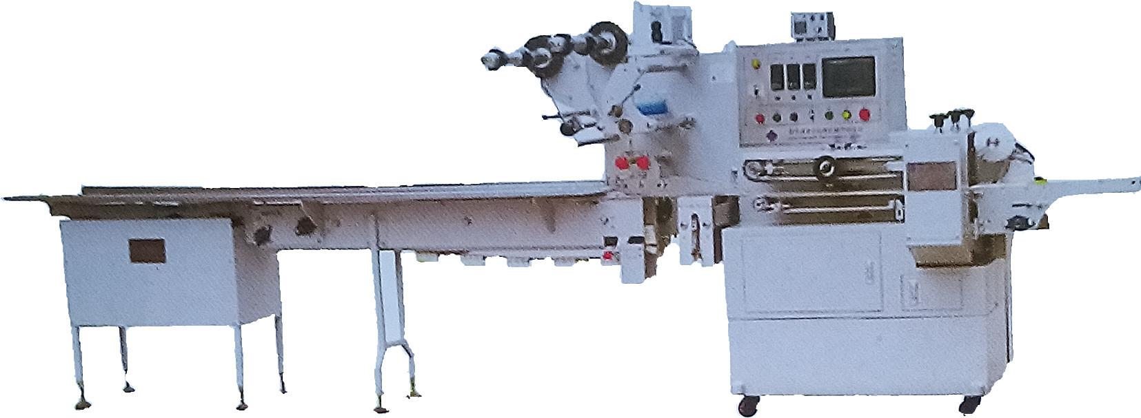 Flow Wrapper Machine