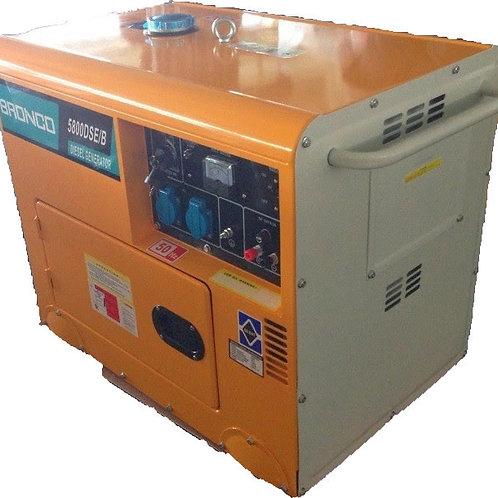 5KVA Diesel Engine Generator
