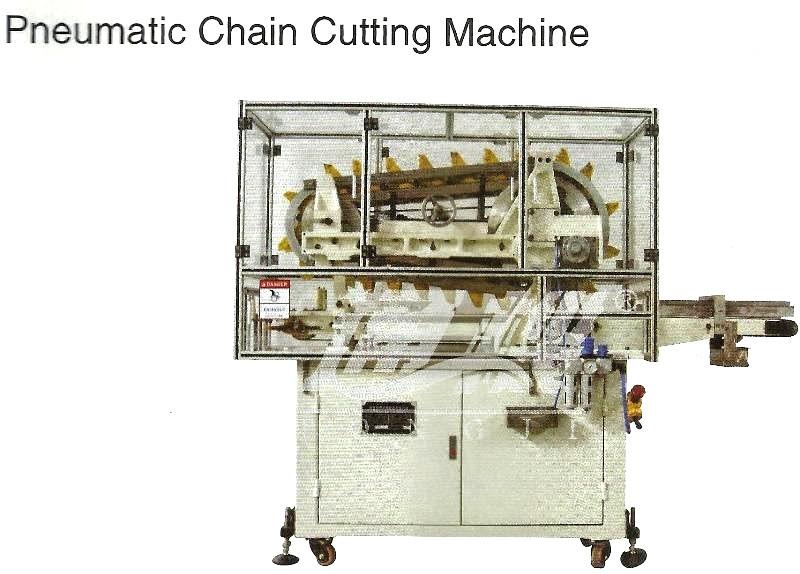 Pneumatic Chain Cutting Machine