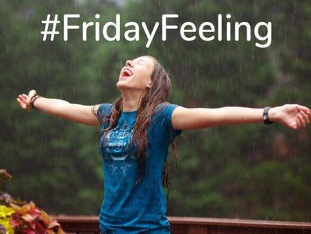 Well hello Friday........yay!