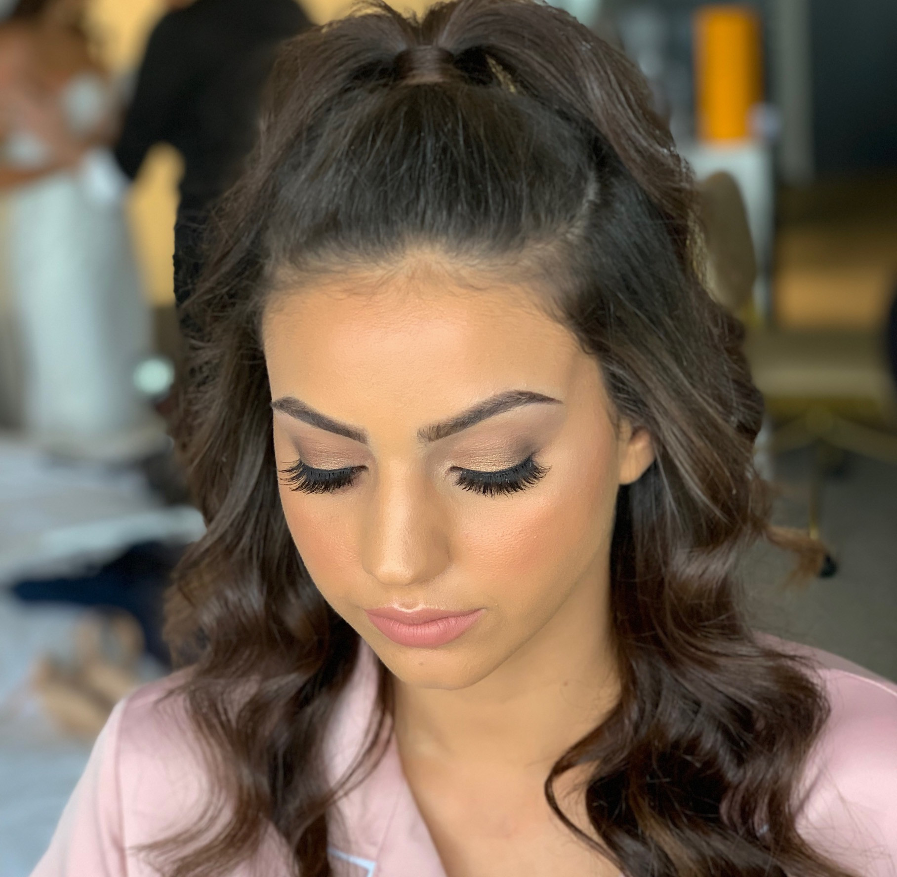 MAKEUP AND HAIR - ADVANCED DOWNSTYLING