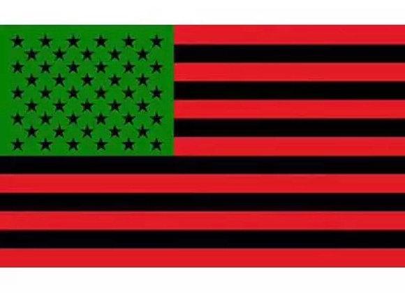 African American Pan African Flag