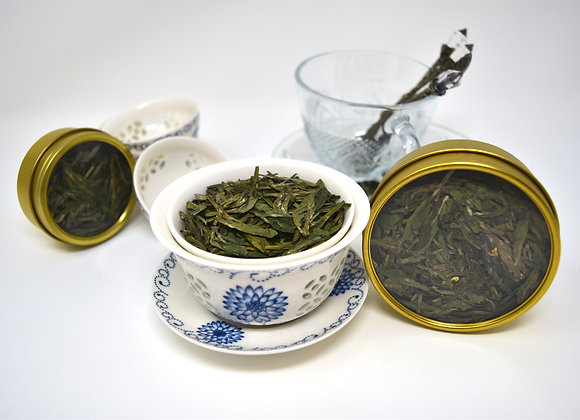 Dragon Well Xihu Long Jing Green Tea