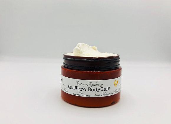 Green Tea & Honey Body Butter