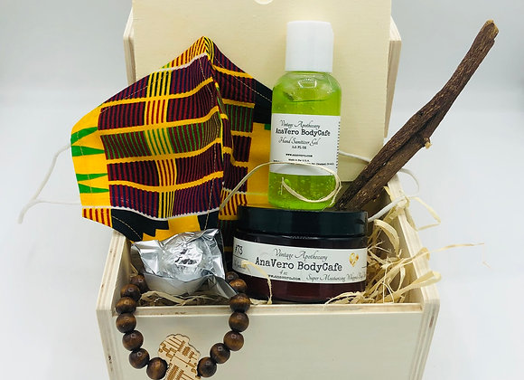 The distinguished  Gentleman Self-Care Box