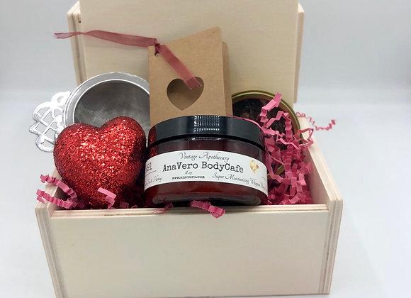 Tea Time and Self-Care Gift Box