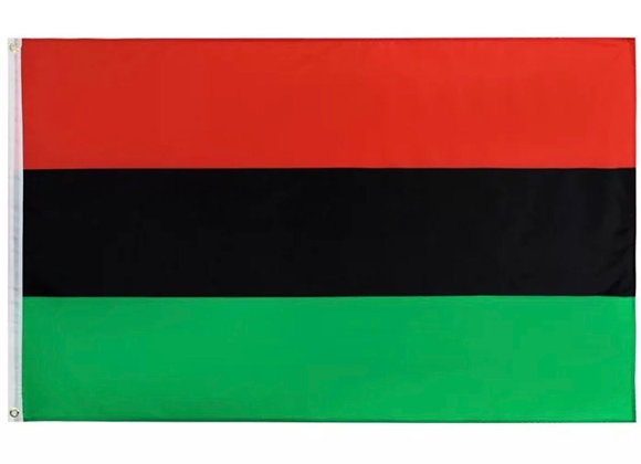 Classic Pan African Flag