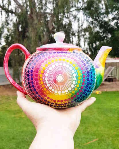 Yulubirrngiin Teapot