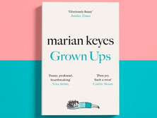 Grown Ups   Marian Keyes   Book of the Month   February 2020