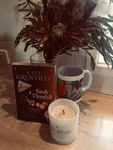 Sarah Thornhill   Kate Grenville   Book of the Month   September 2020