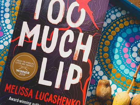 December Book of the Month | Too Much Lip | Melissa Lucashenko
