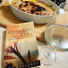 July Book of the Month | Listening to Country | Ros Moriarty