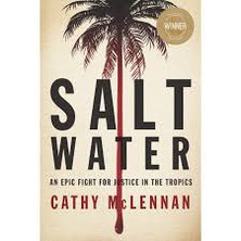October Book Of The Month | Salt Water | Cathy McLennan