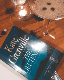 The Lieutenant   Kate Grenville   Book of the Month   August 2020