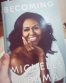 May Book of the Month | Becoming | Michelle Obama