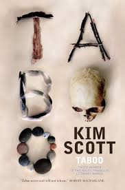 September Book Of The Month | Taboo | Kim Scott