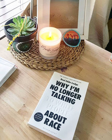November Book of the Month | Why I'm No Longer Talking To White People About Race | Reni Eddo-Lo