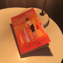 August Book of the Month | Manhattan Dreaming | Anita Heiss