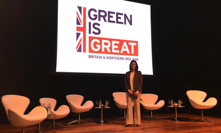 UK Green Summit 2018