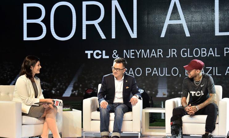 TCL & Neymar Press Conference