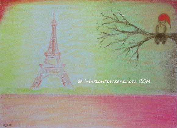Un lutin à Paris ;)