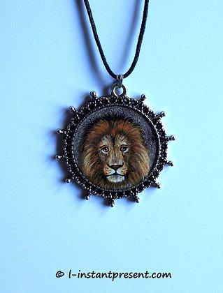 Lion vénérable