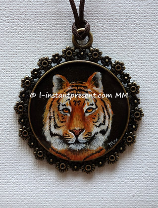 Le tigre du courage