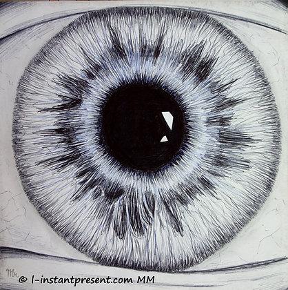 Oeil expressif