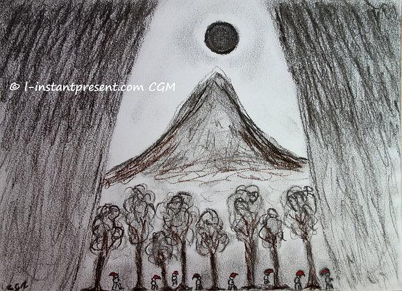 Les lutins de la Montagne Sacrée