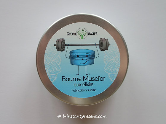 Baume Muscl'or