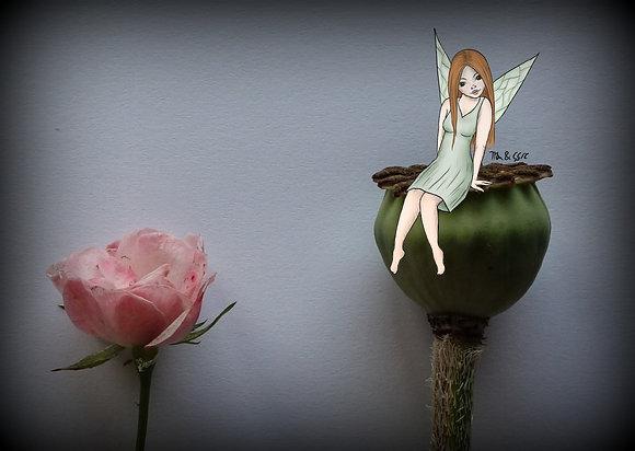 """Carte """"Floralie"""""""