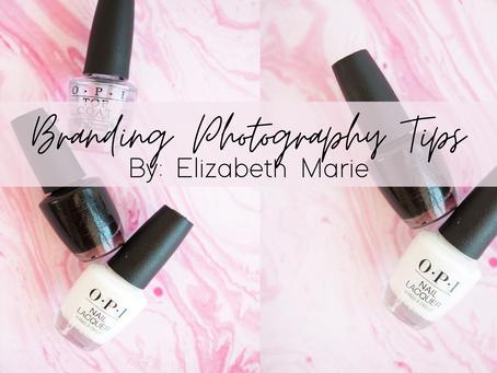 Branding Photography Tips