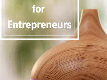 Essential Oils for Entrepreneurs